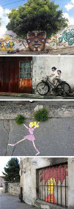 Street Art Gone Wild!